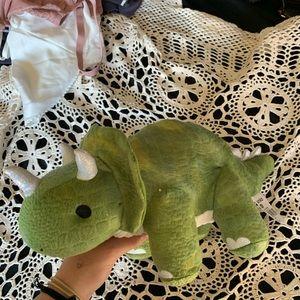 dinosaur teddy